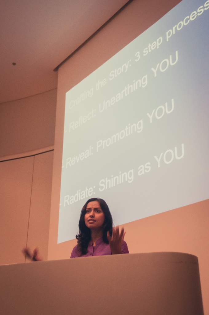 Harini Chari - Personal Branding Strategist. Photo: Ruby Nguyen